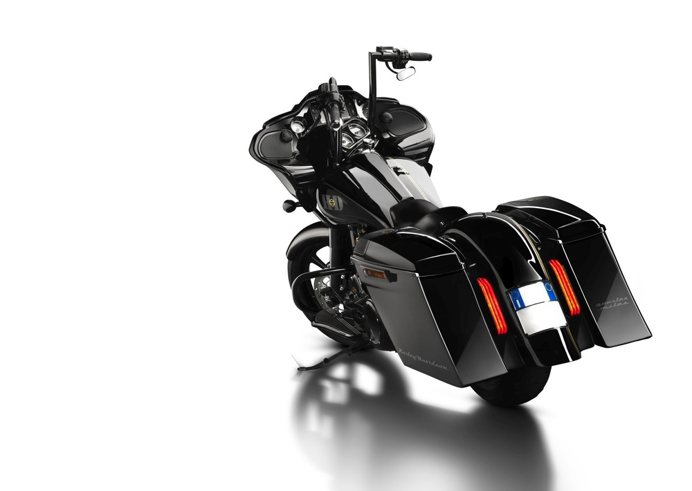 Harley Davidson  - 60